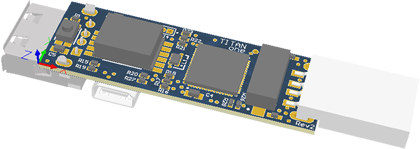 Titan One: Redesigned PCB