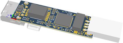 Titan One: Redesigned PCB