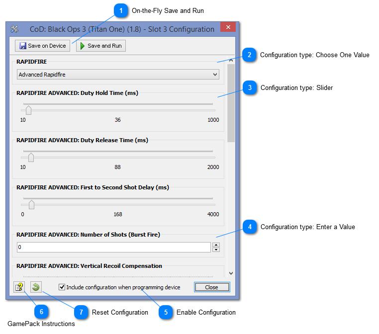 ConsoleTuner » Gamepack/Script Configuration