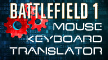 Battlefield 1 Input Translator