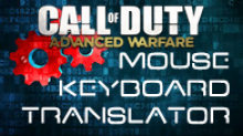 Call of Duty Advanced Warfare Input Translator
