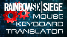 Rainbow Six Siege Input Translator