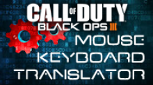 Call of Duty Black Ops III Input Translator