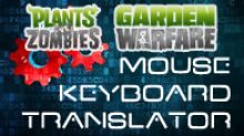 Plants vs Zombies Garden Warfare Input Translator