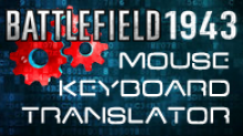 Battlefield 1943 Input Translator