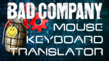 Battlefield Bad Company Input Translator
