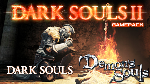 dark souls demon's souls gamepack