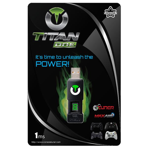 ConsoleTuner » Titan One