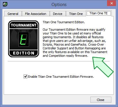 ConsoleTuner » Tournament