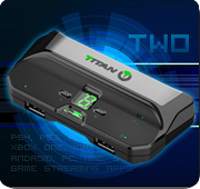 New Titan Two: The newest and worlds most innovative gaming device!